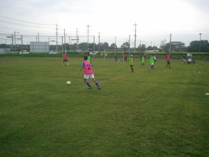 クアトロサッカー大会