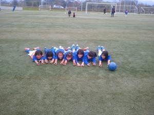 第12回茨城県少女U-10サッカー6人制交流大会