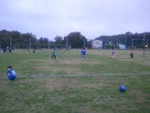 クアトロサッカー大会 2013.11.10