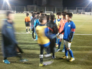 U-12交流戦(DO SOCCER CLUB)