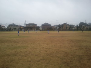 U-13交流戦(対DO SOCCER CLUB)