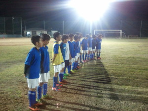 U-12、13交流戦(対DO SOCCER CLUB)