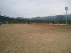 U-9交流戦(対FCカーニョ、FCブリザード、DO SOCCER CLUB、古里SC戦)