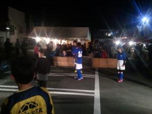 ストリートサッカー大会