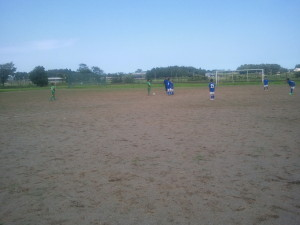 U-12交流戦(対フェニックスFC、東光台SC、Feliz FC戦)