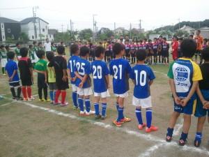 U-11交流戦(対中根FC、ひたちのライズ、DO SOCCER CLUB戦)