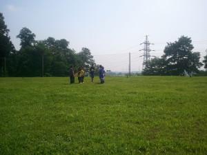 U-10交流戦(対FCレジスタ、ひたち野ライズFC戦)