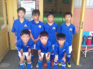 第12回フットサルフェスティバル(U-10)