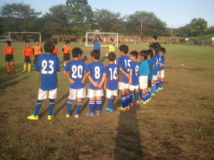 U-11交流戦(対DO SOCCER CLUB、Feliz FC戦)