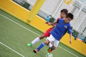 FFCモラージュ柏ジュニアフットサル大会U-12クラス