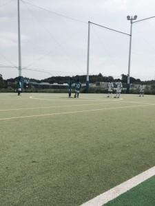 第8回山万フットサルキッズリーグ3年生大会予選リーグ
