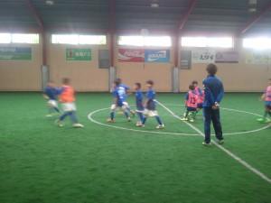 FOOT ENERGY CUP  U-9交流戦