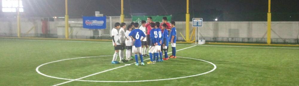 モラージュ柏11周年記念Anniversary Cup U-12 予選会