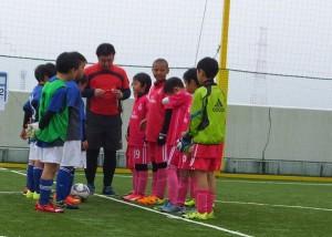 モラージュ柏11周年記念Anniversary Cup U-10決勝大会