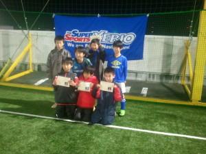 第2回スーパースポーツゼビオカップ(U-10)