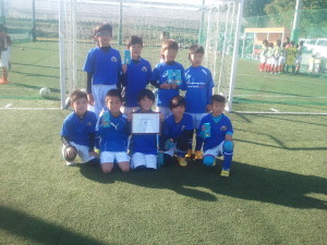 JUNIOR FUTSAL FESTA 2015 FINAL U-9