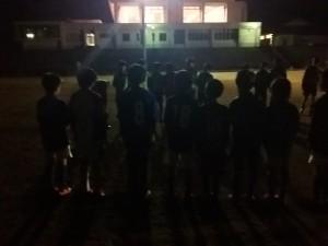U-12交流戦(対筑西ネストSMC・谷貝SSS合同チーム戦)