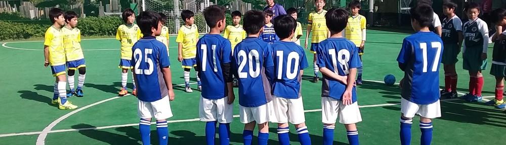 U-12交流戦(対サロニスタFC、金富FC戦)