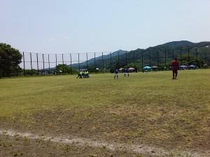 U-10交流戦(対坂戸SSS、江川絹川SSS、FC adicion、南飯田SSS戦)