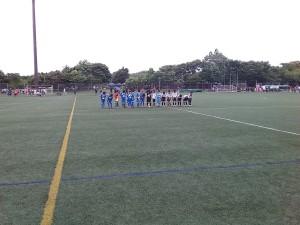 第2回JCカップU-11少年少女サッカー大会茨城県予選