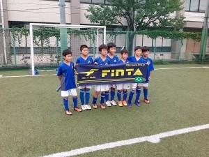 NFP×FINTA CUP(U-11)