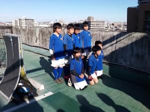 関東フットサル施設連盟選手権U-12
