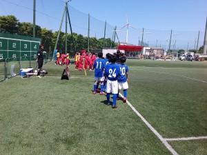 2017NIKE ANTLERS CUP U-12 鹿島ラウンド②