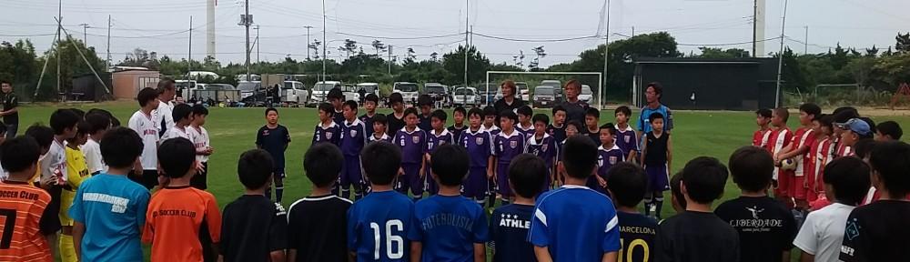 U-12交流戦(対宮野木FC、村上SC、綾南FC、大野原SSS戦)