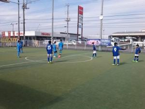 ファイナルゴールカップU-12
