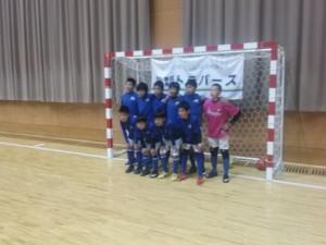 第7回日本フットサル施設連盟選手権U-12