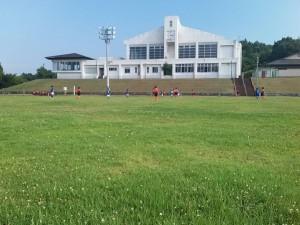 交流戦(対DO SOCCER CLUB U-13戦)