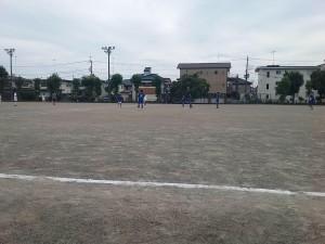 U-12交流戦(対FC城東戦)
